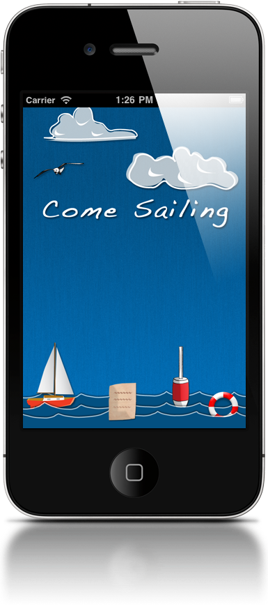 Come Sailing iPhone App