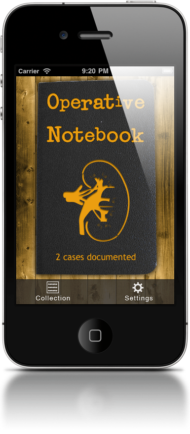 Operative Notebook