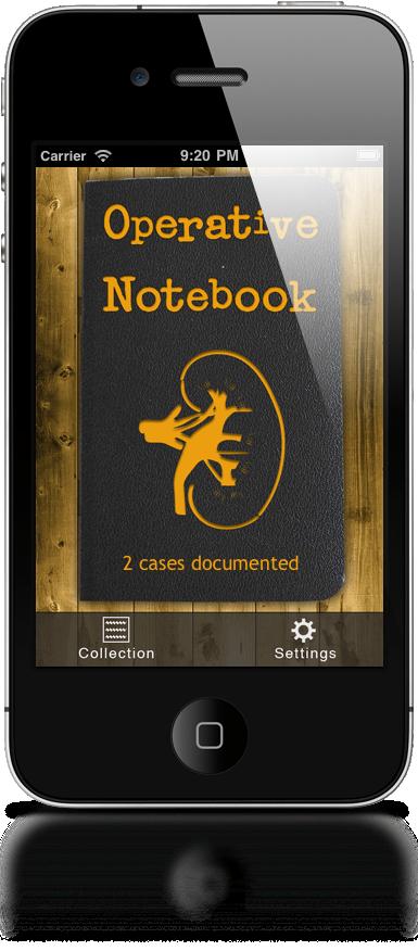 Operative Notebook