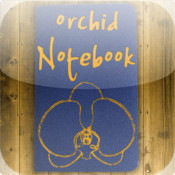 orchid notebook app icon